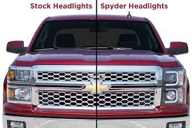 led lights for 2015 silverado spyder headlights huge selection reviews free shipping