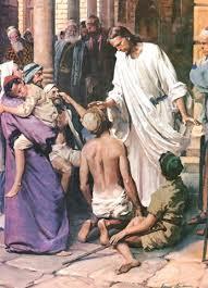 imagenes variadas de jesus el ciego bartimeo