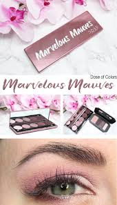 Mauve Color by Dose Of Colors Marvelous Mauves Review Swatches Comparison Look