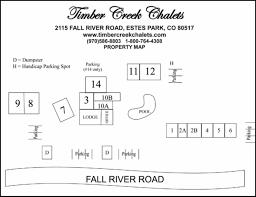 Colorado Game Unit Map by Estes Park Colorado Inns Co Resort