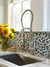 Types Of Backsplash For Kitchen - mosaic tile backsplash