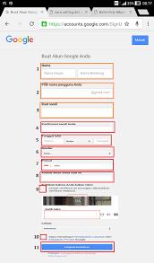 membuat akun gmail bbm terbaru 2017 daftar gmail baru cara daftar dan buat akun email