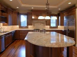 Kitchen Island Granite Countertop The Value Of Kitchen Island My Home Design Journey