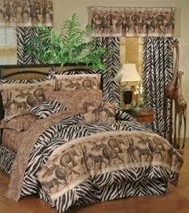 Damask Print Comforter Animal Print Bedding Sets Queen Foter