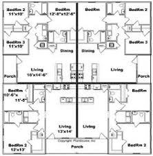 floor plans for units 2 bedroom 2 bath cottage plans duplex house plans full floor plan