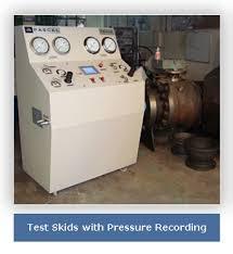 Relief Valve Test Bench Pressure Test Bench Test Bench Valve High Pressure Test Equipment