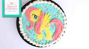 pony cake how to make a fluttershy cake my pony cake