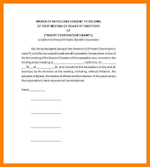 4 board of directors meeting minutes template references format
