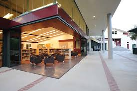 Interior Folding Glass Doors Ce Center Folding Glass Doors Are An Asset For Commercial Spaces