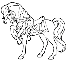 real pony coloring pages horse coloring pages