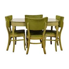 black dining table with leaf dining sets used dining sets for sale
