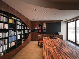 architect comfortable reading room interior design terrific