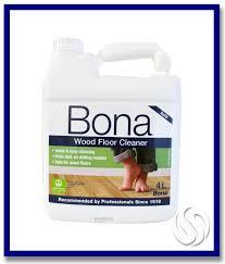bona wood floor cleaner refill 4 litre meze
