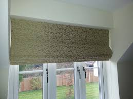 Patterned Roman Blinds 15 Collection Of Gold Roman Blinds Curtain Ideas