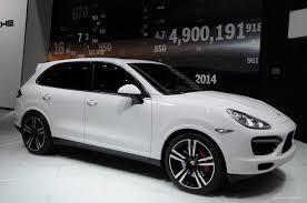 2014 porsche cayenne turbo s price 2014 porsche cayenne strongauto