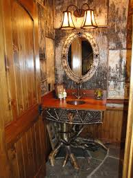 rustic dining rooms ideas for small rm small powder room