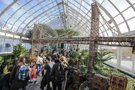 The New York Botanical Garden New York Ny Show Hits New York Botanical Garden Wsj