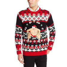 ugly christmas sweater goes off chart at holidayfury com