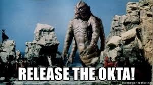 Release The Kraken Meme Generator - release the okta release the kraken original meme generator