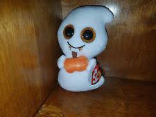 authentic ty beanie boo scream ghost 2017 halloween 6