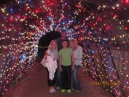 Zoo Lights Address by Houston Zoo Aladyandherknights