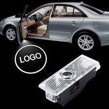 aliexpress buy car door light for bmw e90 e80 3d shadow logo