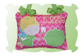 Tooth Fairy Gift Creative Tooth Fairy Pillow Tooth Fairy Pillow As The Nice