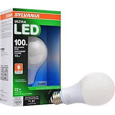 20 Watt Led Light Bulb by Sylvania 78951 20 Watt A21 Ultra Led Light Bulb Wall Porch