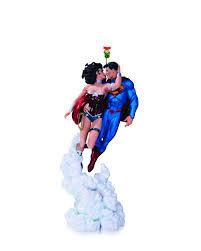 jul140301 superman mini statue