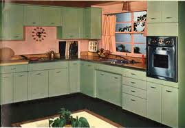 1950s kitchen furniture the colorful 1950s kitchen the epitome of post war optimism and