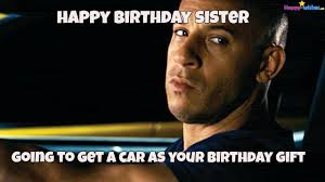 Birthday Memes 18 - happy birthday wishes for sister quotes images and memes happy