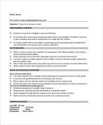 Bank Sales Executive Resume Sample Sales Manager Resume 9 Examples In Word Pdf