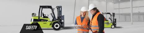 clark material handling company safe operators