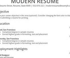 Stylish Resume Templates Free Riveting Awesome Resumes Tags Free Resume Design Sample Resume