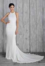 Modern Wedding Dress Ultra Modern Wedding Gowns For Your Second Time Around