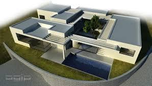 architektur im patiohaus in moderner architektur im allgäu sg projekt