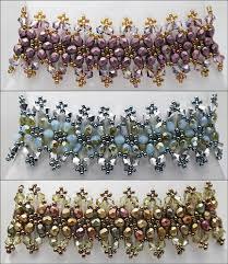 bracelet beading pattern images Victorian bracelet jpg