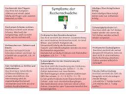 rechenschwäche symptome schulstress ade rechenschwäche