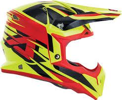 yellow motocross helmets acerbis impact 3 0 motocross helmet helmets offroad black yellow