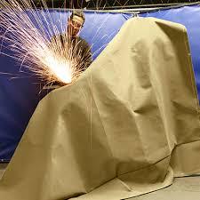 silicone coated fiberglass blankets welding blakets weld