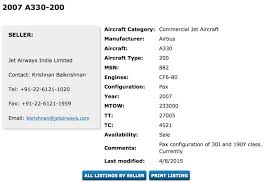 jet airways offers all its boeing 777 and airbus a330 200s for