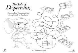 tale despereaux puzzle 1