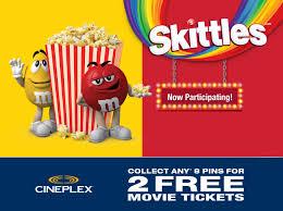 moviecollectandget ca get free movies with m u0026m u0027s u0026 skittles