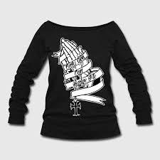 only god can judge me praying sweatshirt spreadshirt