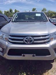 toyota official 2016 toyota hilux leaked ahead of official unveiling autoevolution
