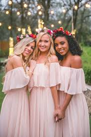 pink bridesmaid dresses best 25 dusty pink bridesmaid dresses ideas on