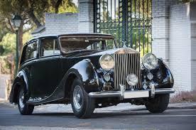 roll royce car 1950 1948 rolls royce silver wraith classic driver market
