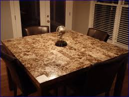 Good Granite Dining Table Set Hdh Sets Exquisite Counter - Granite top dining room tables