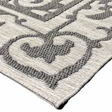 Modern Grey Rug by Contemporary Grey Outdoor Rug Bell Modern Rugs
