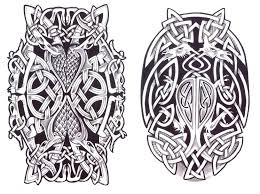 coloring pages tattoos coloring page tattoos celtic tattoo 4